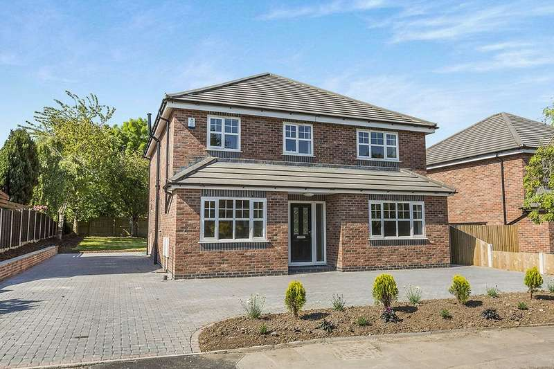 4 Bedrooms Detached House for sale in The Bowlands Fell View, Garstang, Preston, PR3