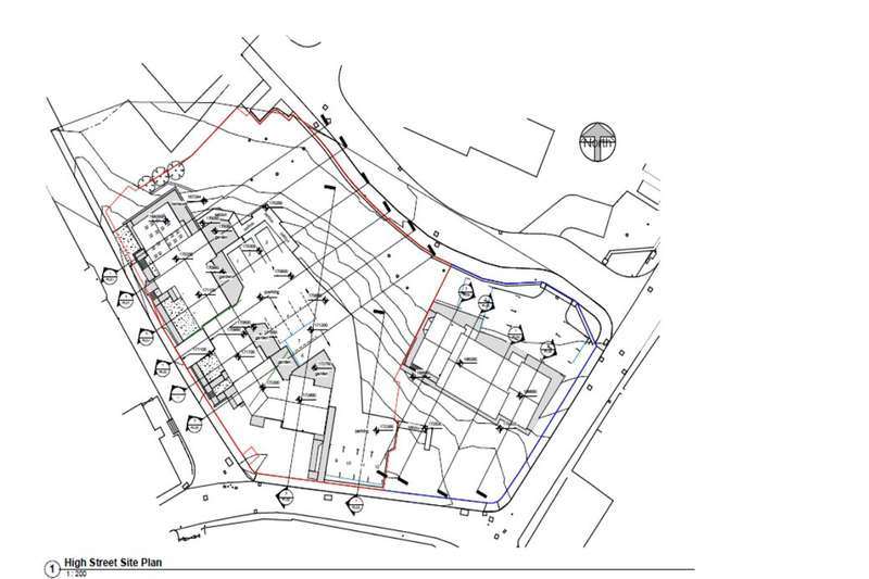 Land Commercial for sale in High Street, Bollington, Macclesfield, SK10