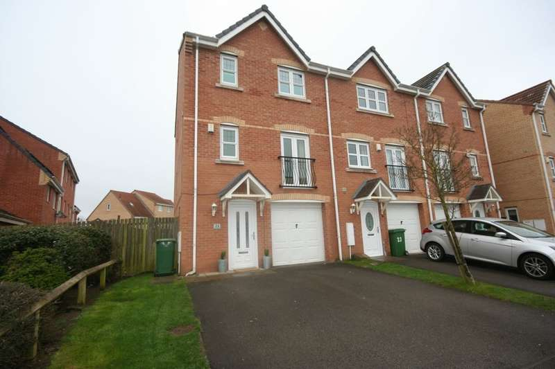 5 Bedrooms Terraced House for sale in Jenner Drive, Stockton-On-Tees, TS19