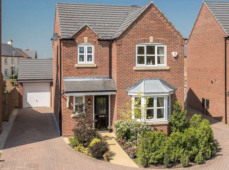 3 Bedrooms House for sale in 3 bedroom House Detached in Middlewich