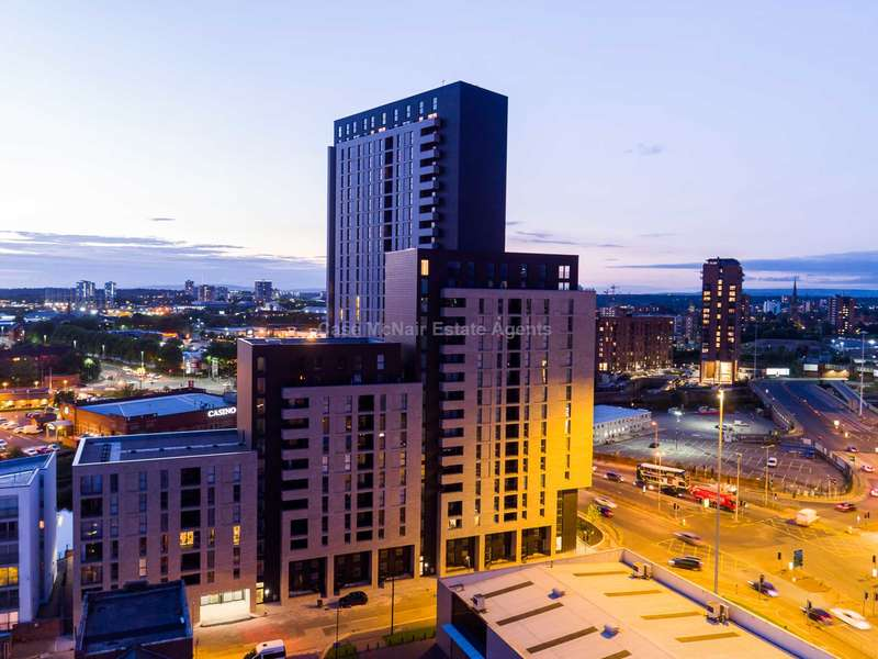 2 Bedrooms Apartment Flat for sale in One Regent, Regent Road, Manchester, M3 4JU