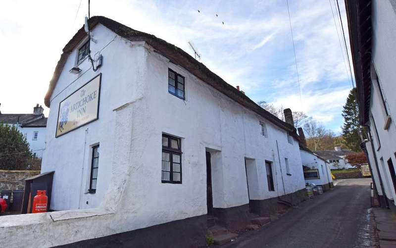 2 Bedrooms Link Detached House for sale in Christow, Exeter