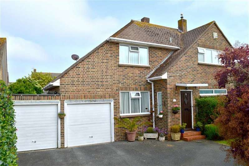 3 Bedrooms Detached House for sale in Kings Ride, Seaford, East Sussex