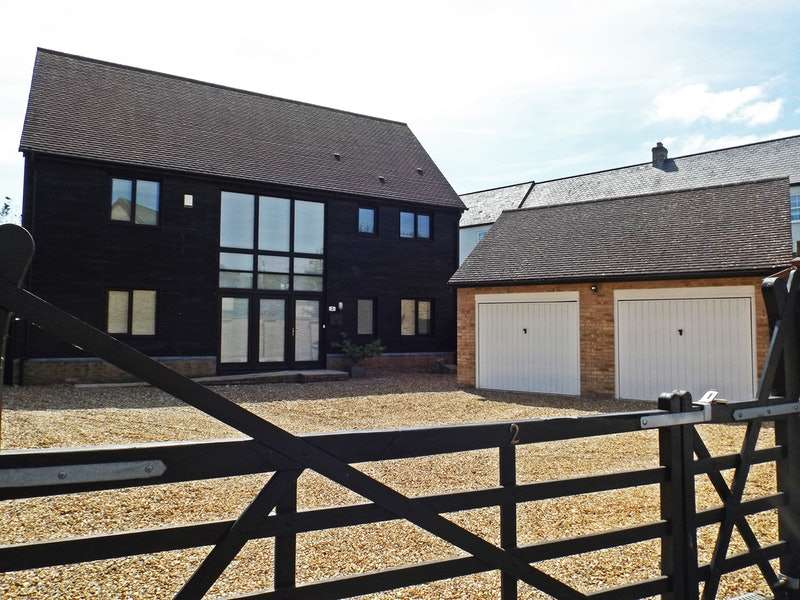 4 Bedrooms Detached House for sale in Acorn Lane, Cambridge, Cambridgeshire, CB23