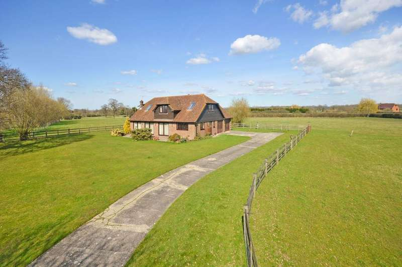 5 Bedrooms Farm House Character Property for sale in Biddenden, TN27