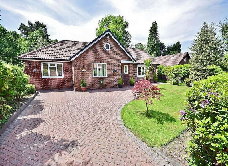 3 Bedrooms Detached Bungalow for sale in Firs Grove, Gatley