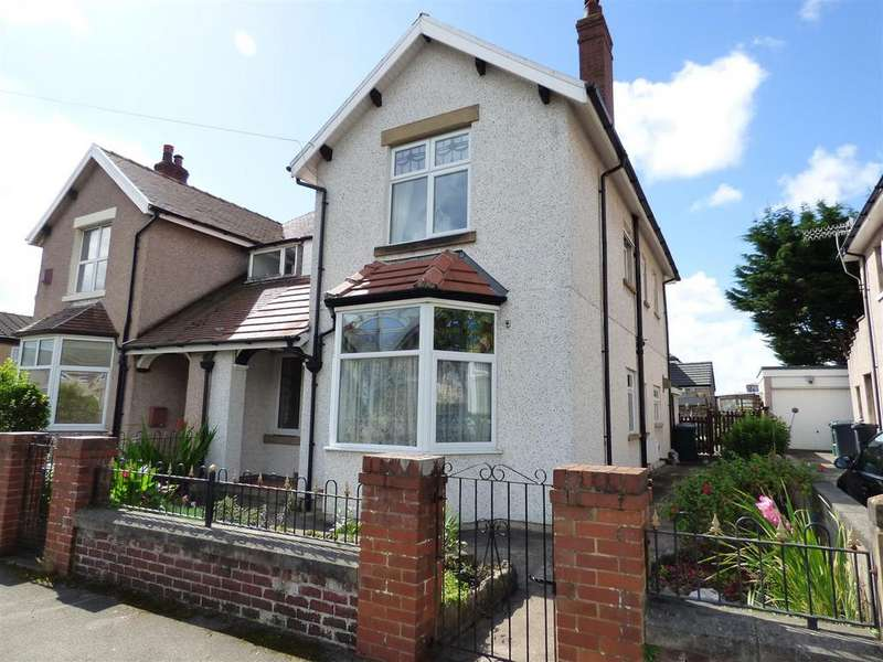 3 Bedrooms Semi Detached House for sale in Devonshire Road, Morecambe