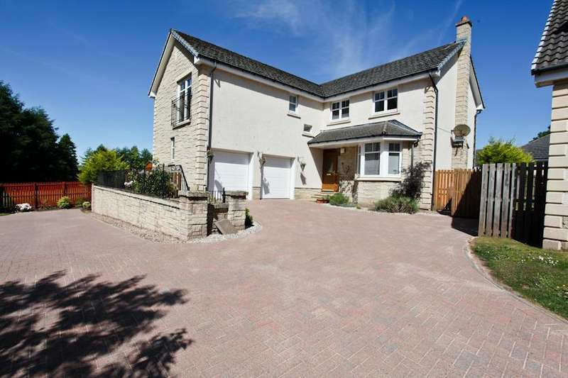 5 Bedrooms Detached House for sale in Balgeddie Grove, Glenrothes