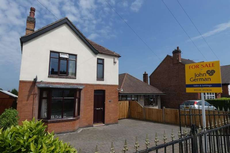 3 Bedrooms Detached House for sale in Burton Road, Woodville