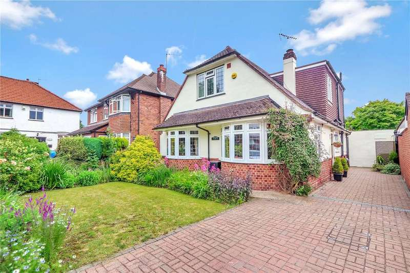 4 Bedrooms House for sale in Woodside Road, Watford, Hertfordshire, WD25