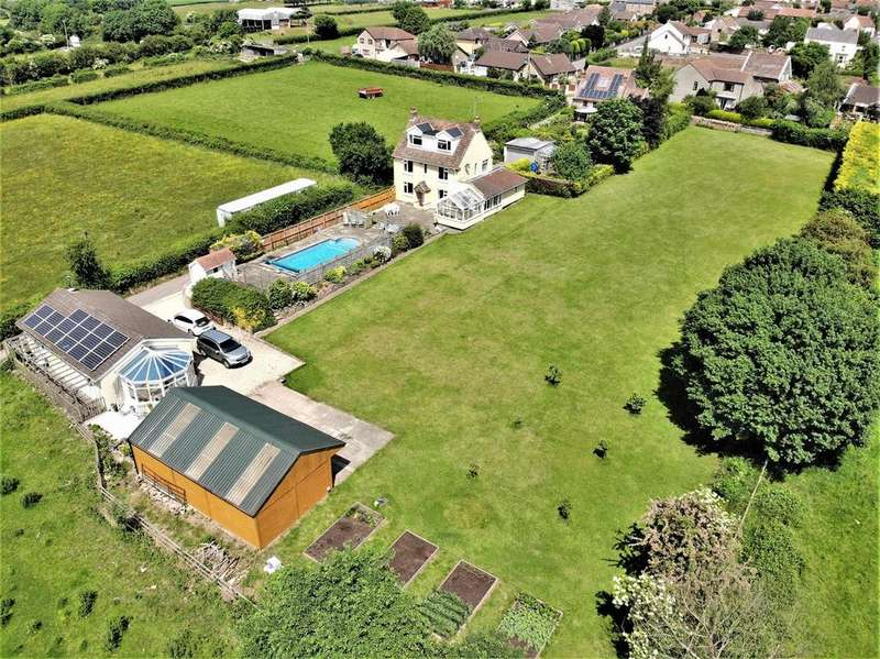 6 Bedrooms House for sale in Milking Lane, Draycott, Cheddar