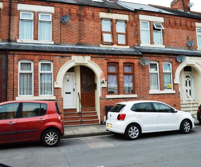 3 Bedrooms Terraced House for sale in Prospect Hill, Leicester LE5