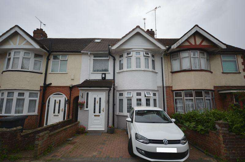 5 Bedrooms Terraced House for sale in Grosvenor Road.