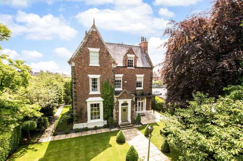 7 Bedrooms Detached House for sale in Chester, Cheshire
