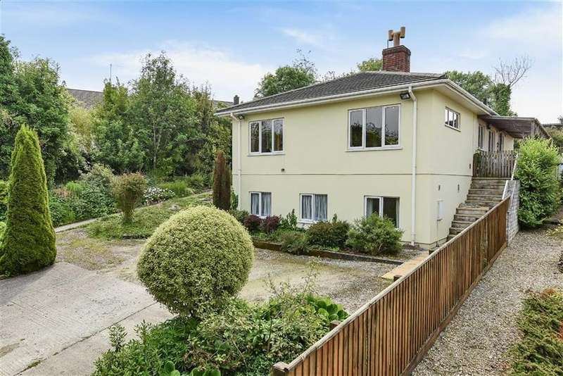 3 Bedrooms Detached House for sale in Kailem Close, St Columb, Cornwall, TR9