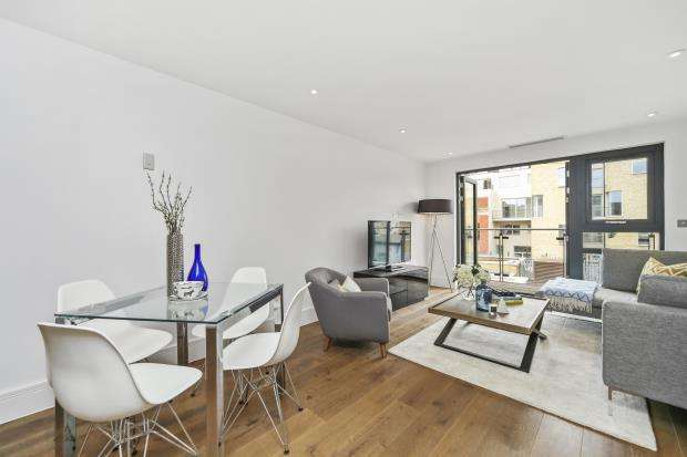 2 Bedrooms Flat for sale in Camden High Street, Camden, London, NW1