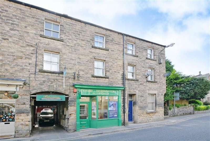 2 Bedrooms Flat for sale in Flat 1, 7, Buxton Road, Bakewell, Derbyshire, DE45