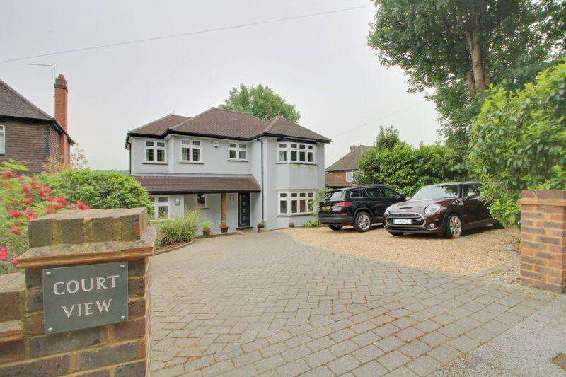 5 Bedrooms Detached House for sale in Riddlesdown Road, Purley