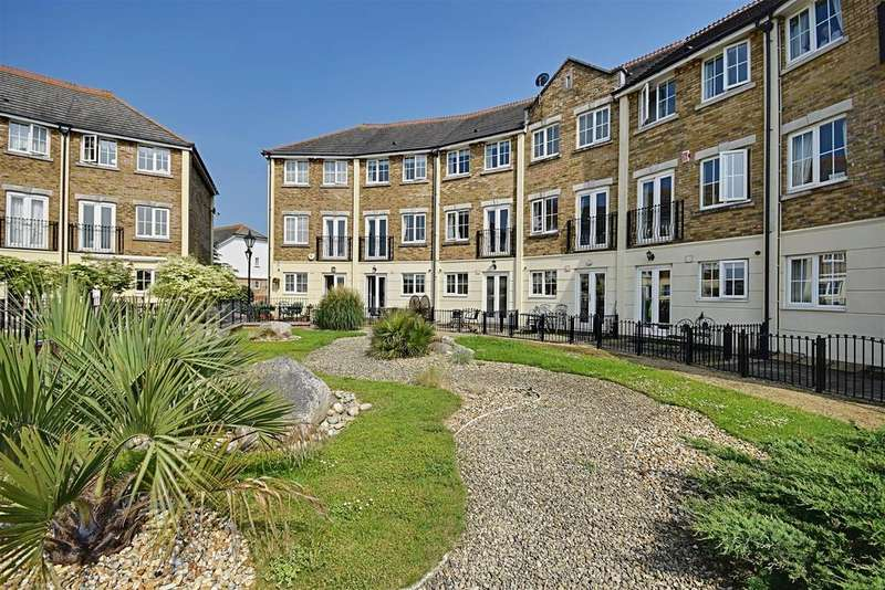 4 Bedrooms Terraced House for sale in Long Beach View, Eastbourne