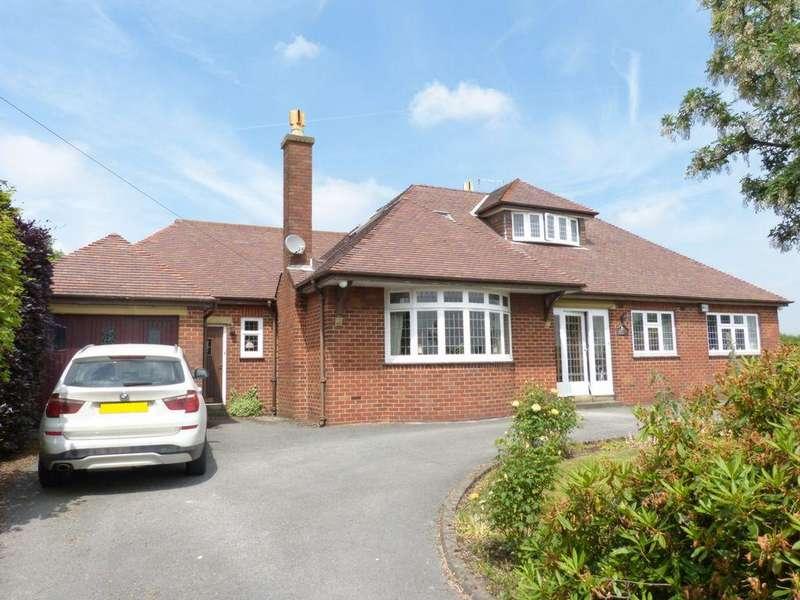 5 Bedrooms Detached House for sale in Parrs Lane, Aughton, L39