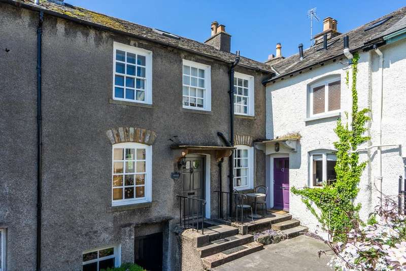 2 Bedrooms Cottage House for sale in Town Close, The Square, Cartmel, Grange-over-Sands, Cumbria, LA11 6QB