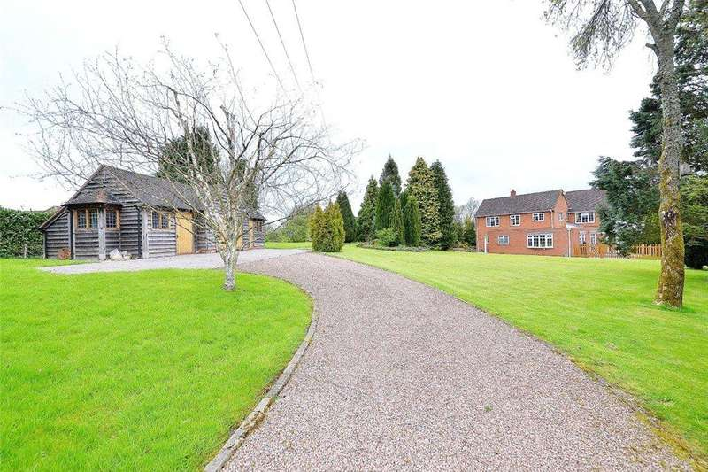 5 Bedrooms Detached House for sale in Trimpley Lane, Shatterford, Bewdley, DY12