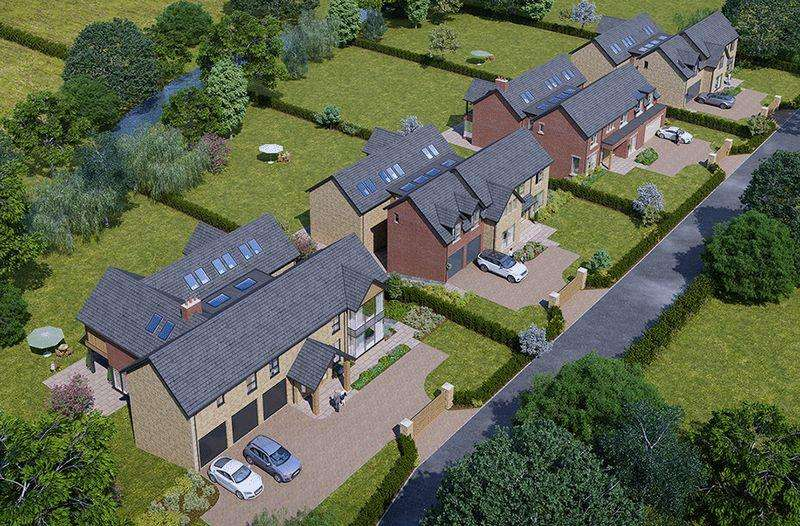 5 Bedrooms Detached House for sale in Maple Lodge, Plot 4, Mill View, Runnymede Road, Darras Hall, Ponteland