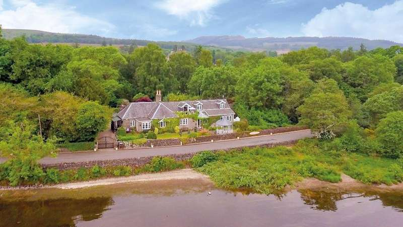 6 Bedrooms Detached House for sale in Duck Bay, Alexandria, West Dunbartonshire, G83 8QZ