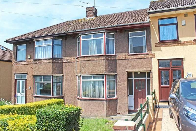 3 Bedrooms Terraced House for sale in Shaldon Road, Horfield, Bristol, BS7