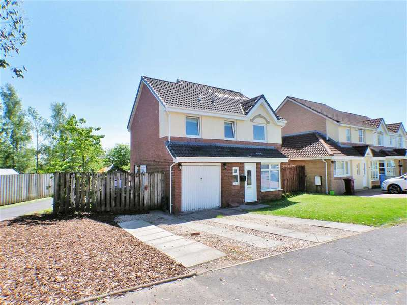 4 Bedrooms Detached House for sale in Lochranza Lane, Lindsayfield, EAST KILBRIDE