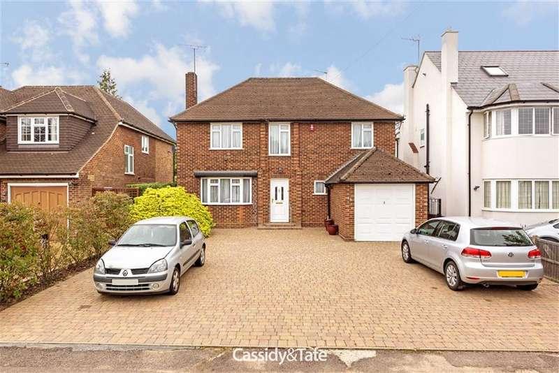 4 Bedrooms Property for sale in Rose Walk, St Albans, Hertfordshire