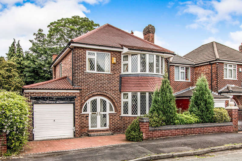 3 Bedrooms Detached House for sale in Coniston Road, Gatley, Cheadle, SK8
