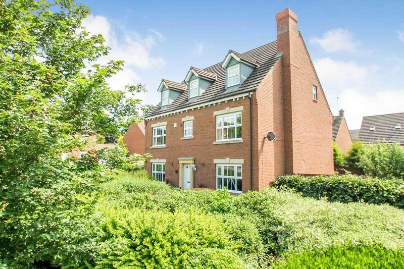 6 Bedrooms Detached House for sale in Batsmans Drive, Rushden