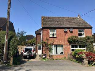 3 Bedrooms Semi Detached House for sale in Prospect Cottages, Coldharbour Road, Lower Dicker, Hailsham