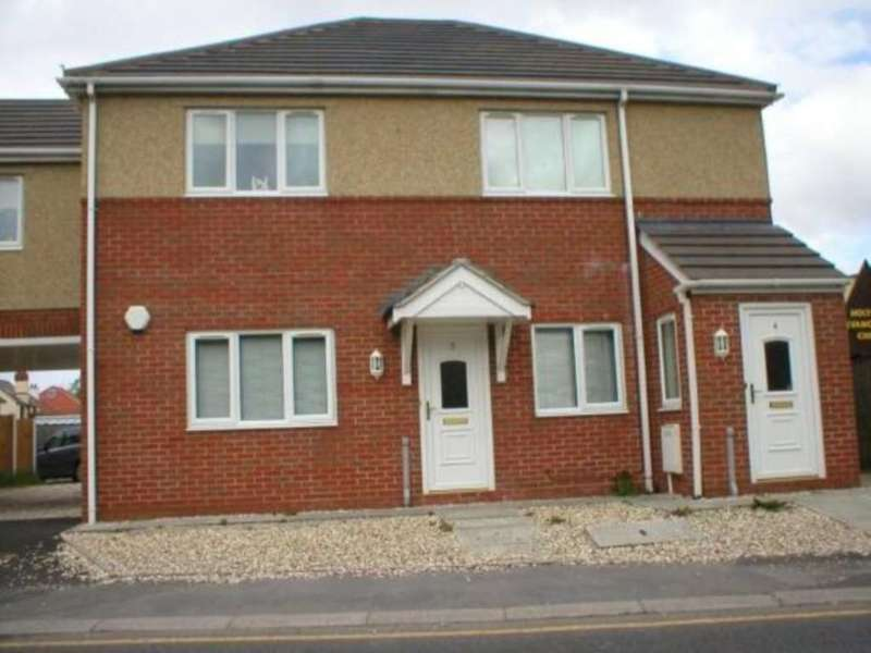 2 Bedrooms Apartment Flat for sale in Jenard Court, Holywell