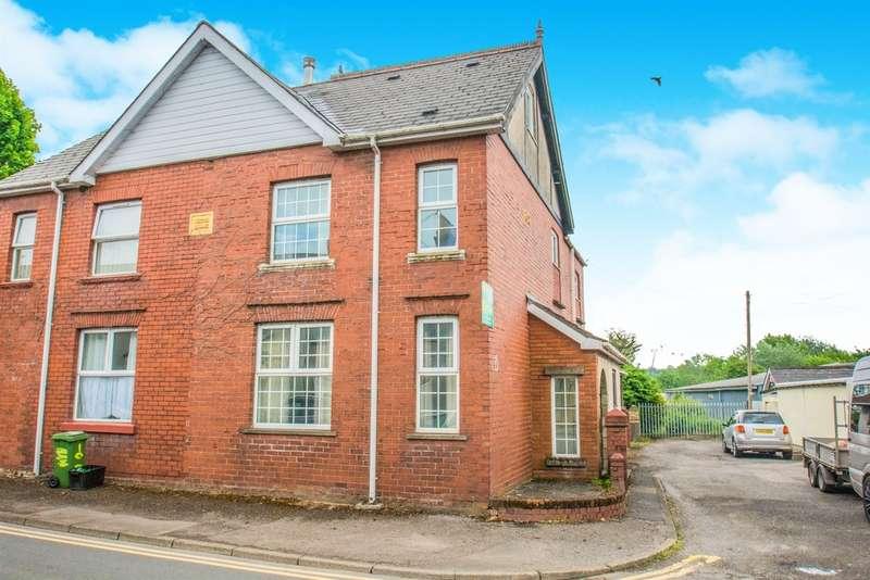 4 Bedrooms Semi Detached House for sale in Llantarnam Road, Llantarnam, Cwmbran
