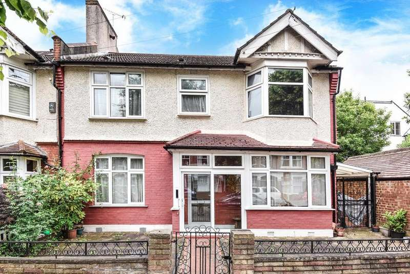 4 Bedrooms End Of Terrace House for sale in Badminton Road, Balham