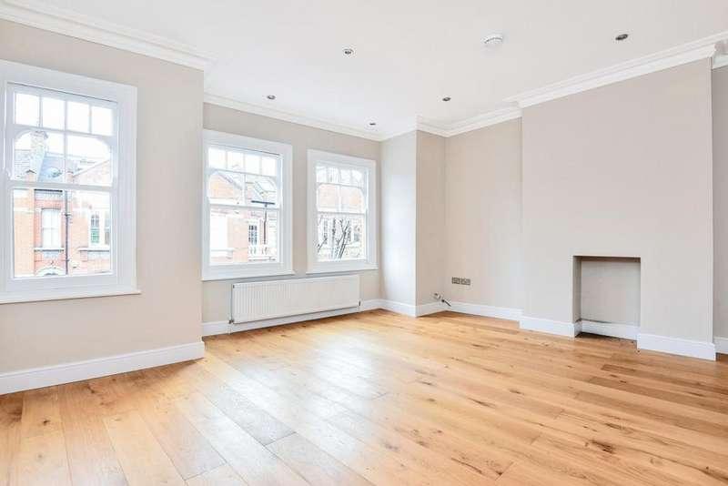 3 Bedrooms Flat for sale in Dinsmore Road, Balham