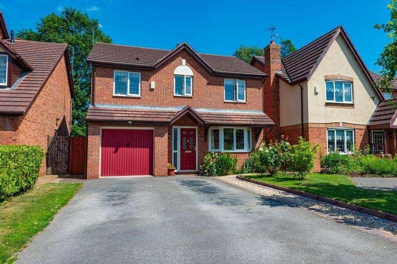4 Bedrooms Detached House for sale in Bridgewater Grange, Preston Brook, Runcorn
