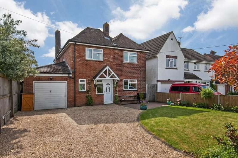 5 Bedrooms Detached House for sale in Oliver's Battery Road South, Oliver's Battery, Winchester, SO22