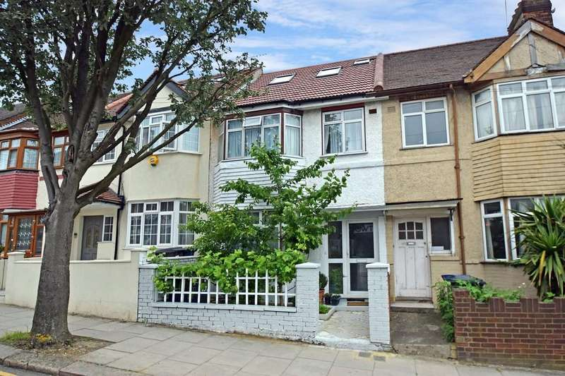 4 Bedrooms Terraced House for sale in Long Lane, Finchley, N3