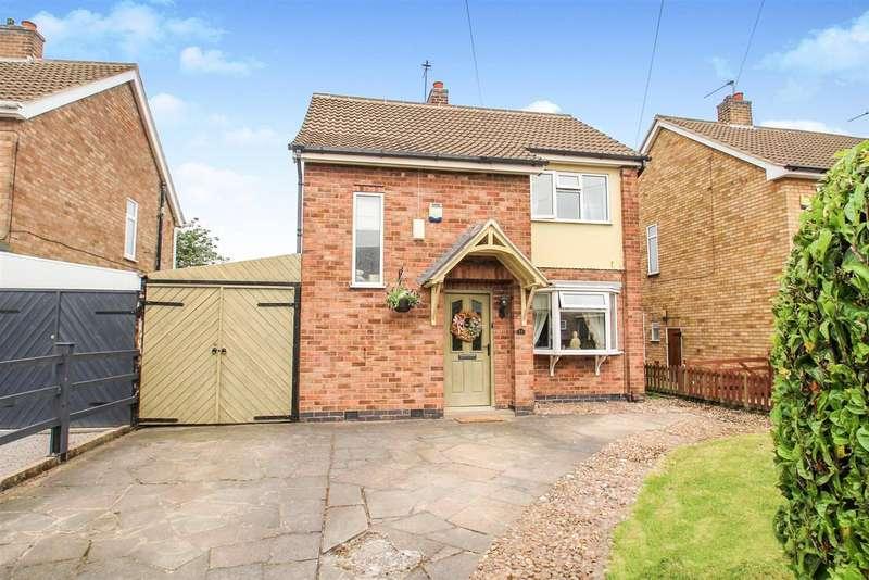 3 Bedrooms Property for sale in Dunster Road, Mountsorrel, Loughborough