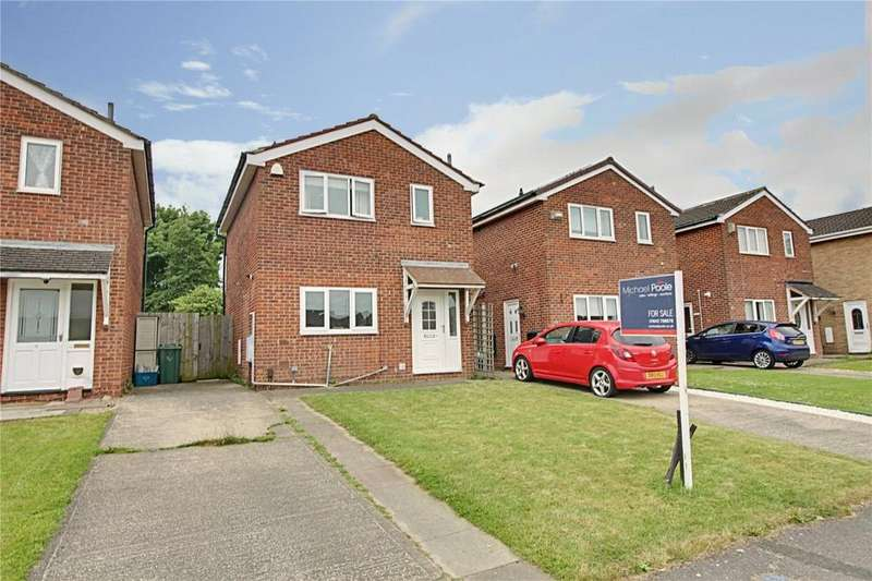 3 Bedrooms Detached House for sale in Coulson Close, Yarm
