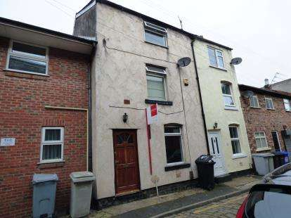 3 Bedrooms Terraced House for sale in George Street, Macclesfield, Cheshire