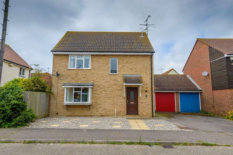 3 Bedrooms Detached House for sale in North Street, Great Wakering, Southend-On-Sea