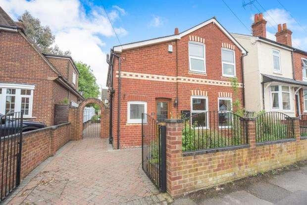 3 Bedrooms Detached House for sale in Tilehurst, Reading, Berkshire