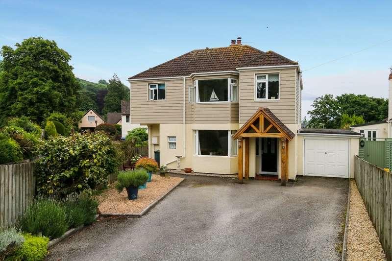 4 Bedrooms Detached House for sale in Cockhaven Road, Bishopsteignton