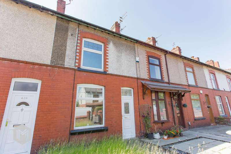 2 Bedrooms Terraced House for sale in Wigan Road, Atherton, Manchester, M46
