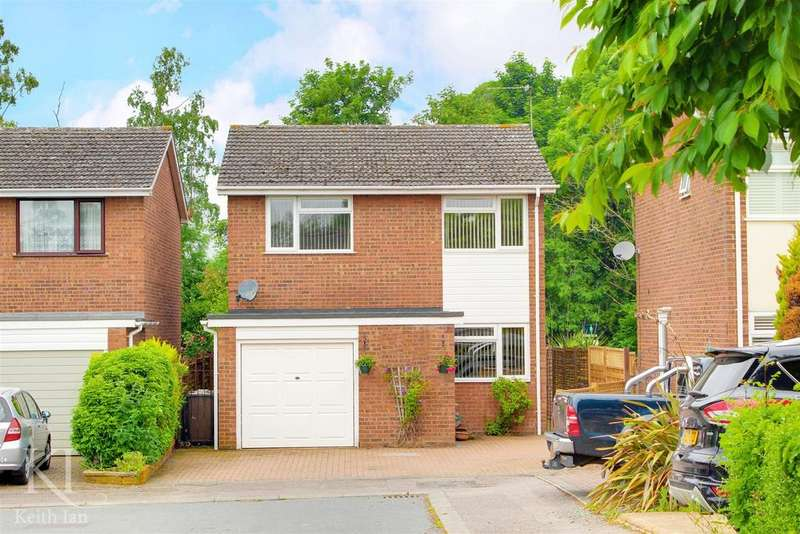 3 Bedrooms Detached House for sale in Wickenfields, Ware - CHAIN FREE!