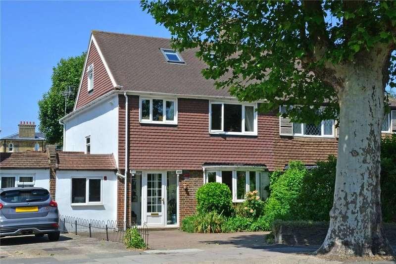 4 Bedrooms Semi Detached House for sale in Kidbrooke Park Road, Blackheath, London, SE3
